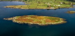 Mannion's Island, Dunmanus Bay, West Cork.