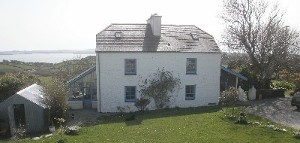 The Mine Captains House, Cappaghglass, Ballydehob, Co. Cork.
